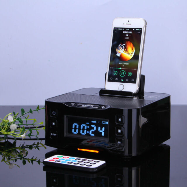 A9 Latest Docking Station Charger Speaker for Samsung Galaxy S6 S7 iPhone 6 plus
