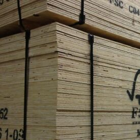 Plywood wbp 18