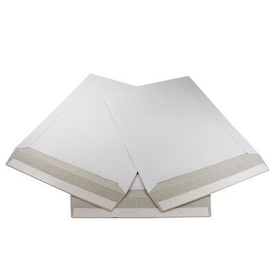 10 - 11 X 13.5 Ecoswift Brand Self Seal Ship Photo Cardboard Envelope Mailers