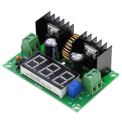 Dc Voltage Regulator Module Step Down Digital Display 8a 4-40v In 1.25-36v Out