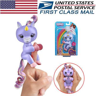 Toys For Girls Kids Finger Light Up Unicorn for 3 7 9 10 Years Old Age Xmas Gift - Kids Light Toys
