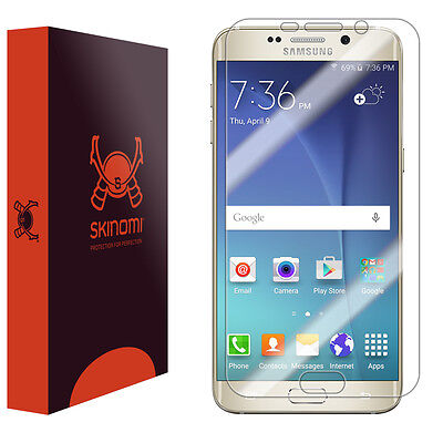 Skinomi TechSkin Samsung Galaxy S6 Itchy Plus Screen Protector