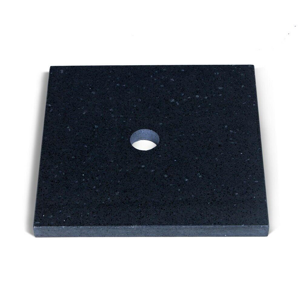 Naturstein Waschtischplatte SMINI Flussstein Ablage-Platte 40x40 cm wohnfreuden