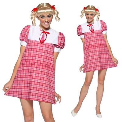 Cindy Brady Kleid Lizensiert