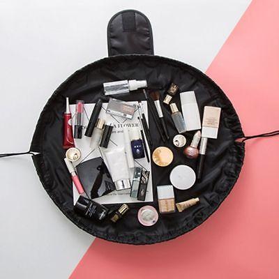 Large Up Portable Drawstring Make Travel Lazy Cosmetic Bags Storage Bag