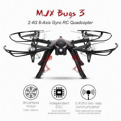 MJX B3 Bugs 3 RC Racing Drone RTF 2.4GHz 4CH Support XiaoYi Action Camera