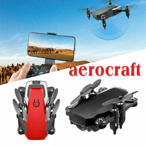 Foldable RC Drone Quadcopter W/ HD 4K Camera WIFI Quadcopter Altitude Hold sale!