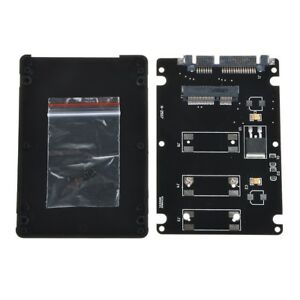 Mini Pcie mSATA SSD to 2.5