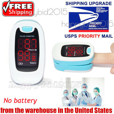 Fda Us Medical Pulse Oximeter Oxygen Oxymeter Spo2 Monitorhospitals Use