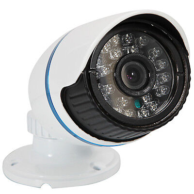 1300TVL HD Color Outdoor IR Night Home CCTV Security Camera Waterproof IR-Cut