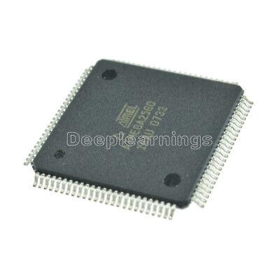 Atmega2560 Atmega2560-16au Tqfp-100 Atmel Chip Ic Top