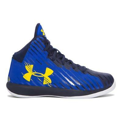 d78f5f5136a3 NEW Under Armour Jet Express Little Boys Size 12K Basketball Shoes FREE  Shipping