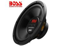 "BOSS AUDIO 12"" Car Bass Speaker Subwoofer 800W CX12 4-ohm 12"" Sub Subwoofer"