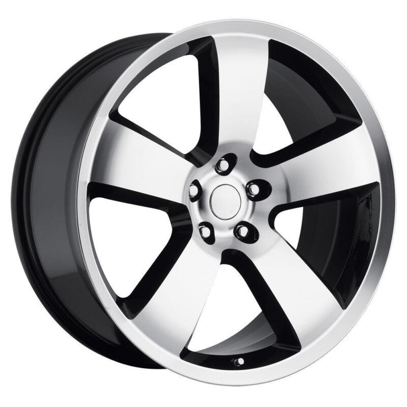 2012 dodge challenger wheels ebay - Dodge Charger 2013 White Black Rims