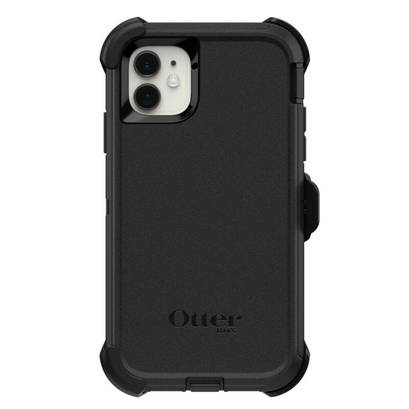 OtterBox DEFENDER SERIES Case for iPhone 11 - Black