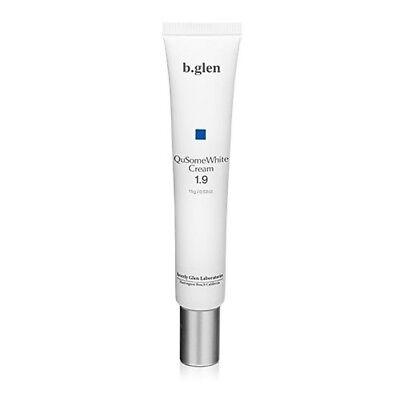 b.glen Beagle QuSome white cream 1.9  15 g from japan