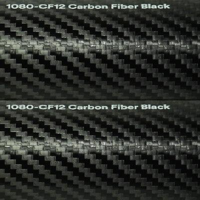 (39,38€/m²) 3M 1080 Carbon Fiber Black Schwarz CF12 Autofolie Folie 1m x 1,52m