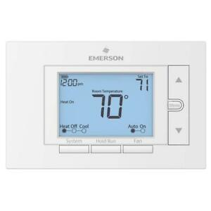 NEW Emerson UP310 Premium 7 Day Programmable Thermostat Condtion: New