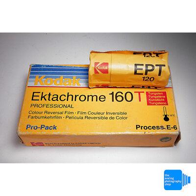 Kodak Ektachrome Film 120 / Lomo Expired