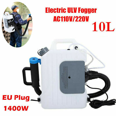 ULV FOGGER DISINFECTANT MACHINE TTLIFE  HIGH PRESSURE BACKPACK GENUINE