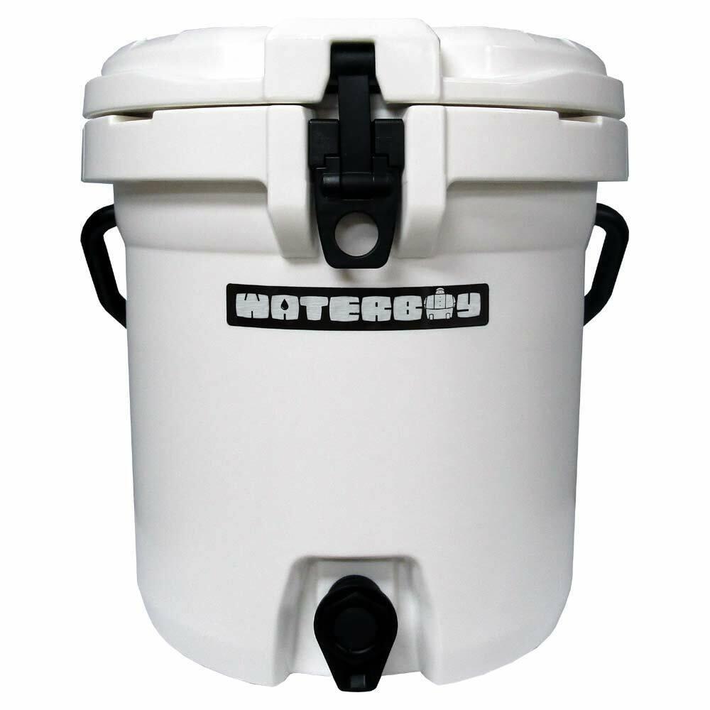 Fatboy 5 Gallon Waterboy Water Jug Cooler - White, Sand, Sea