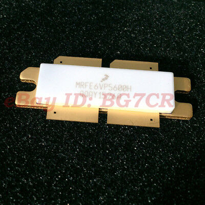 Freescale Semiconductor Rf Power Mosfet Transistor Mrfe6vp5600h