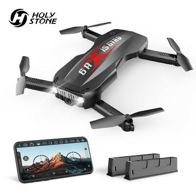 Holy Stone HS160 Pro FPV Foldable RC Drone with WIFI 1080p HD Camera Quadcopters