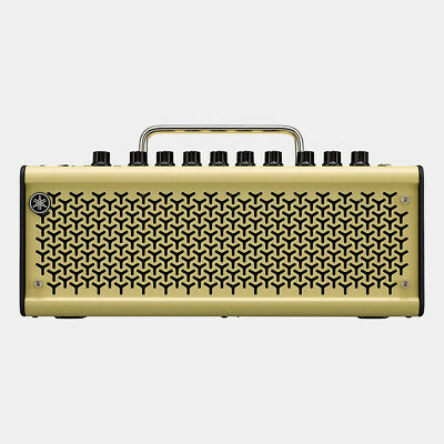 Yamaha THR10-II Desktop Guitar Amp Combo Amplifier, Bluetooth Control Aux Input