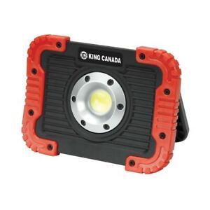 KING CANADA 750 Lumen LED Work Light