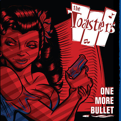 The Toasters One More Bullet CD Ska OFFICIAL SOURCE! Megalit