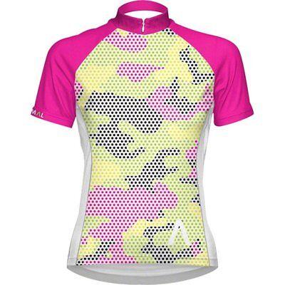 Primal Wear Women's Mish Malla Maillot de Ciclismo Talla XL