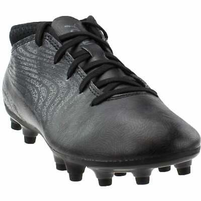 Puma One 18.4 Firm Ground Junior  Casual Soccer Cleated Clea