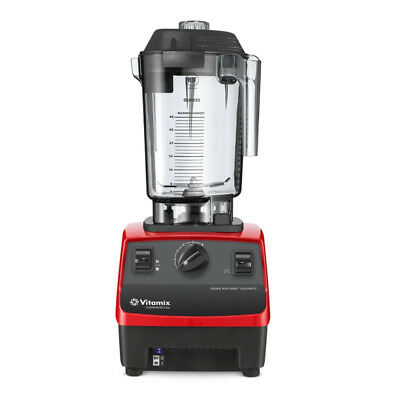 Vitamix Drink Machine With Red Base 48 Oz 1.4 Liters