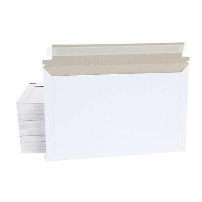 All Size Rigid Flat Photo Mailers Document Envelopes Cardboard Self Seal Mailer