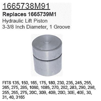 1665738m91 For Massey Ferguson Hydraulic Lift Piston 135 150 165 175 180