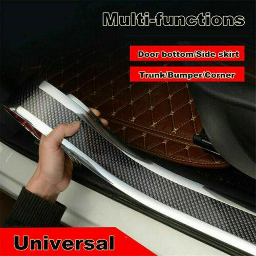 Car Parts - Car Parts Accessories Carbon Fiber Door Sill Cover Anti Scratch Auto 5D Sticker