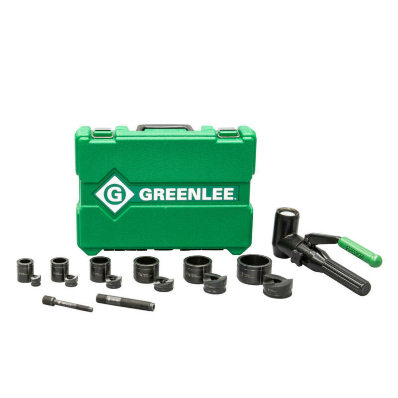 Greenlee 7906SB Quick Draw 90 Hydraulic Punch Kit