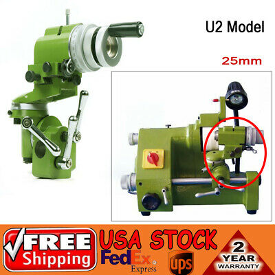 U2 Universal Cutter Grinder Holder For End Mill Lathe Cutter Assembly New