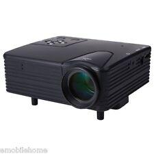 H80 640 x 480 Pixels Full HD mini del Projecteur Vidéo Jeu Home Cinéma cinéma