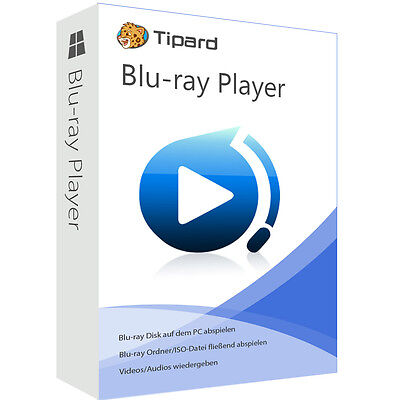 Blu-ray Player Tipard dt.Vollversion lebenslange Lizenz  ESD Download nur