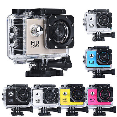 2.0 inch 1080P Full HD SJ5000 DV Sport Recorder Car Waterproof Camera Camcorder