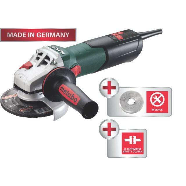 Metabo 125mm Winkelschleifer W 9-125 Limited Edition 900- Watt