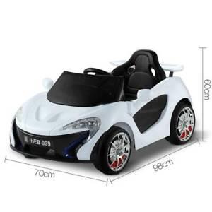 Maclaren replica Kids Ride On Car - White Kingsgrove Canterbury Area Preview