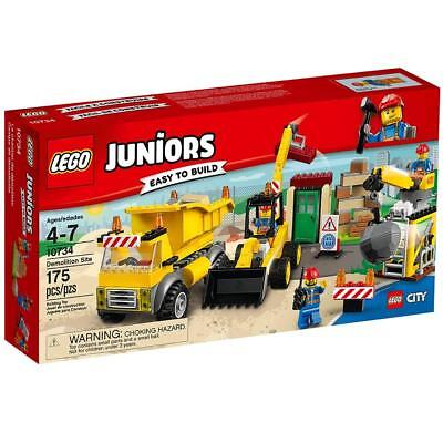 LEGO 10734 Juniors City - DEMOLITION SITE - New & Sealed