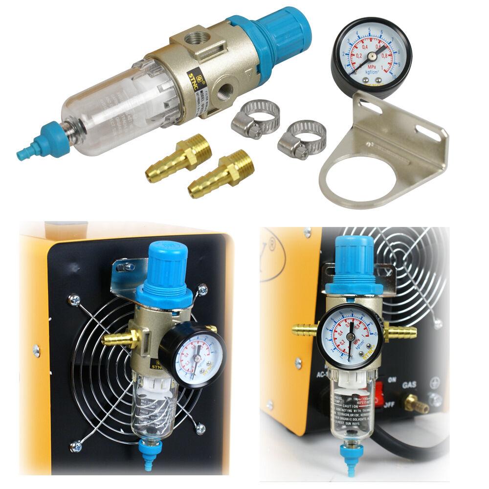 CUT-50 Electric Digital Plasma Cutter Inverter 50AMP Welder Cutting Dual Voltage 5