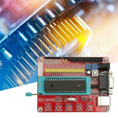 New Microchip Learning Board Pic16f877a Microcontroller Development Board Rs232