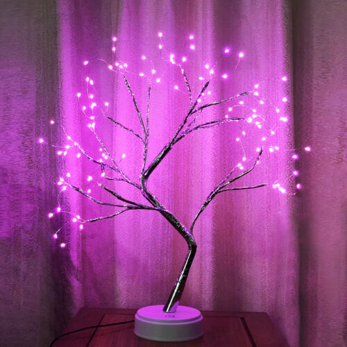108 LEDs Christmas Birch Tree Lights Branches Twig Night Light Home Xmas Decor