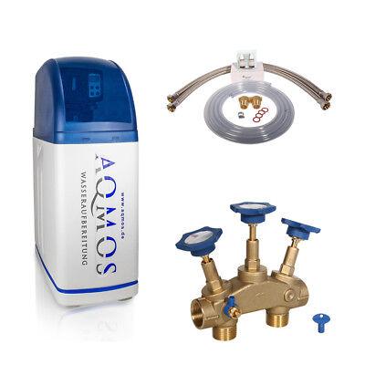 Wasserenthärtungsanlage Entkalkungsanlage Aqmos R2D2-32 Wasserenthärter  - Wasserenthärter