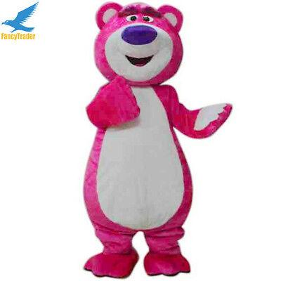 Lots-O'-Huggin' LOTSO Bear Mascot Costume Adult Size EPE Halloween Party