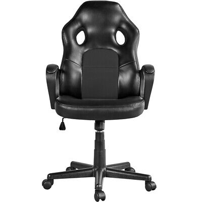 Gamers Executive Office Desk Chair Ergonomic Swivel Computer Chair Gaming Chair